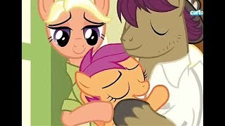 SCOOTALOO'S PARENTS ARE REVEALED!!!!!