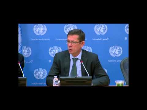 """On UN's """"Human Rights Due Diligence Policy,"""" ICP Asks Simonovic of DRC, FDLR, South Sudan"""