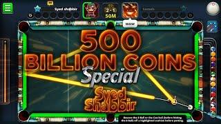 8 Ball Pool 500 Billions Coins Special Syedshabbir Highest Coins Level In India Berlin Platz