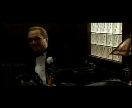 The Godfather parody
