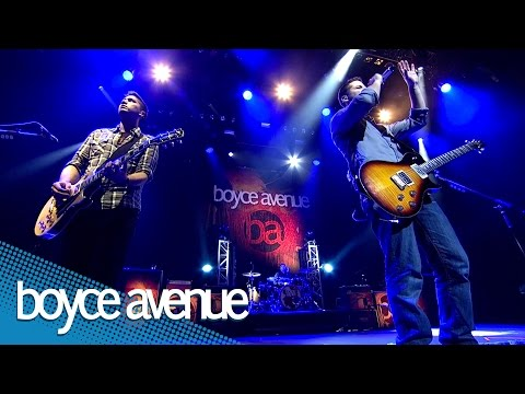Boyce Avenue – When The Lights Die (Live In Los Angeles) on iTunes & Spotify