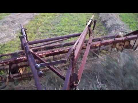 New Holland Hay Rake