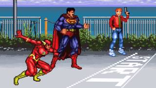 Who`s Faster: Superman Or The Flash?