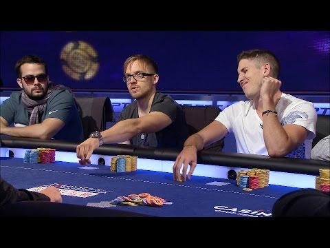 EPT 11 Barcelona 2014 - Super High Roller - Episode 1 | PokerStars