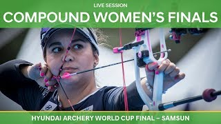 Full session: Compound Women's Finals | Samsun 2018 Hyundai Archery World Cup Final