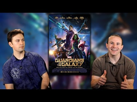Guardians of the Galaxy Review! - Someone Has to Review It!