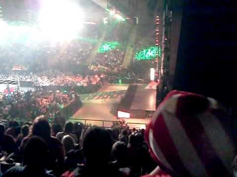 WWE Kane Entrance