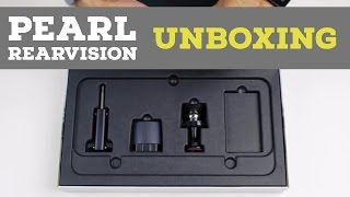 Pearl RearVision Backup Camera Unboxing