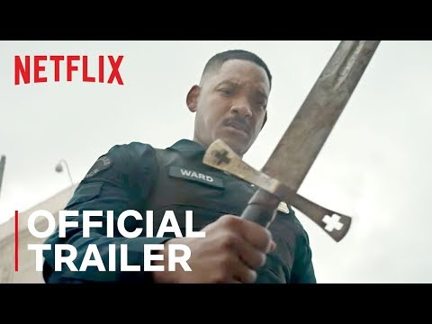 Bright | Official Trailer [HD] | Netflix streaming vf