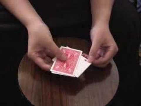 magic trick Cros Twist Video