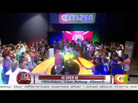 Vocal prowess Yamoto band performing on 10 over 10