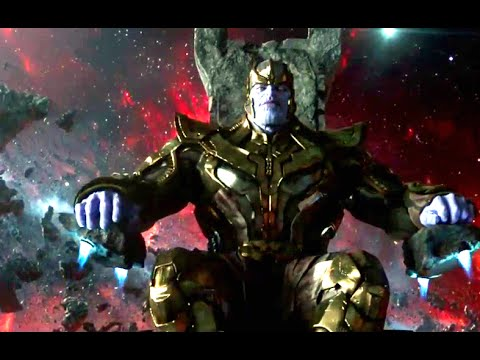 Marvel Phase Comic-Con 2014 Tribute - A Look Back (2014) Thanos First Look HD