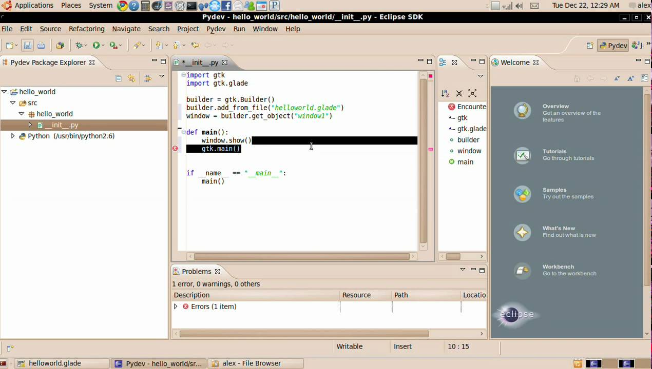 remounted ubunto how to get gui
