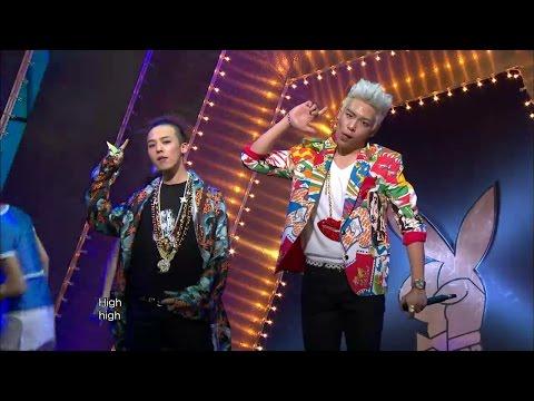 【TVPP】GD&TOP(BIGBANG) - High High, 지드래곤&탑(빅뱅) - 하이 하이 @ Comeback Stage, Show Music core Live