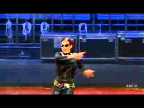 SYTYCD Season 8 Auditions - NYC - Samara (Princess Lockerooo) - Waacking