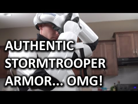 Original Stormtrooper Armor - Signature Edition