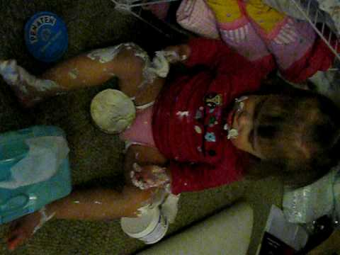 diaper cream mess Video