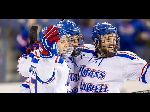 UMass Lowell Hockey Postgame 3/15/15