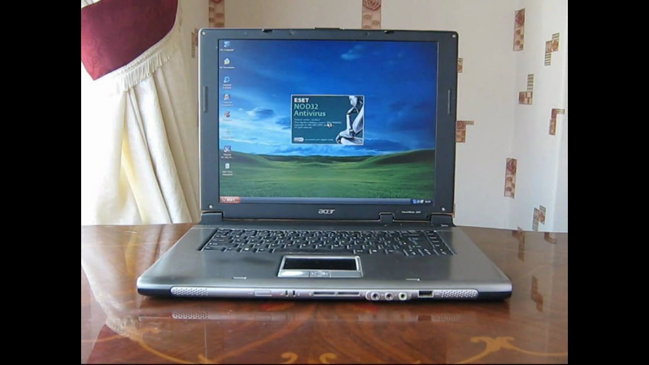 Acer Travelmate 2300 2303lc 15 Quot Screen 1 5ghz 768mb Ram