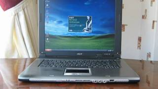 ACER TravelMate 2300 2303LC 15 Screen, 1.5Ghz, 768MB Ram, 40Gb Hard Drive, DVD-CDRW, Windows XP SP2