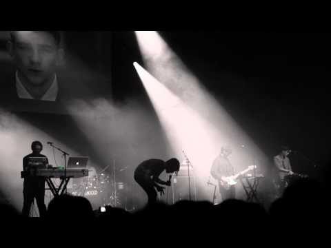 BRETON - Edward the Confessor - Live @ Pitchfork Music Festival Paris - November, 3rd 2012