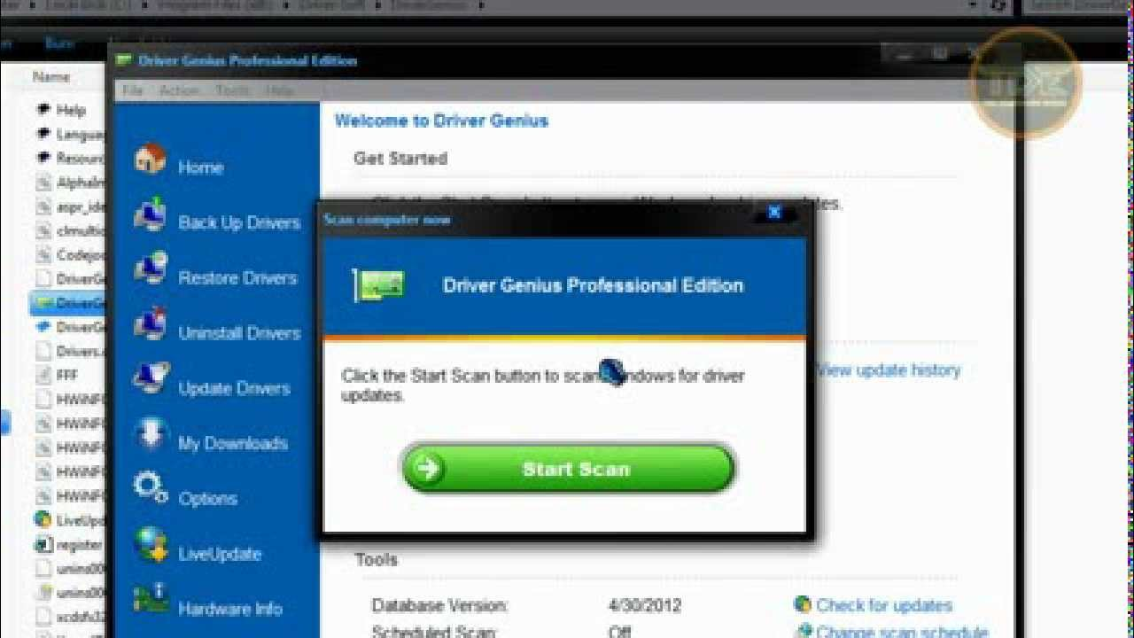 Driver genius professional edition v11 0 0 1136 including crack the right soft