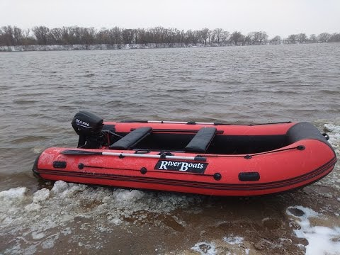 видео о упаковке лодок