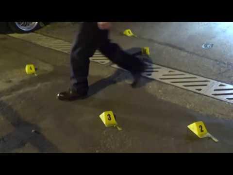 Uzman Çavuşa Sokak Ortasında Silahlı Saldırı!
