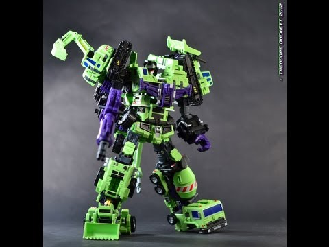 Toy Review: MakeToys Giant Type 61 (Green version)