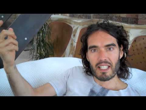 Why Do Fox News Love Guns So Much? Russell Brand The Trews (E97)