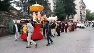 italy Verona Mahaviharaye Katina Pinkam 2018
