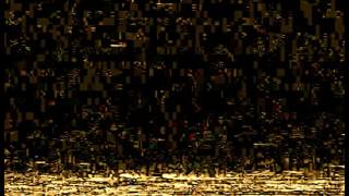 5 minutes of VHS white noise