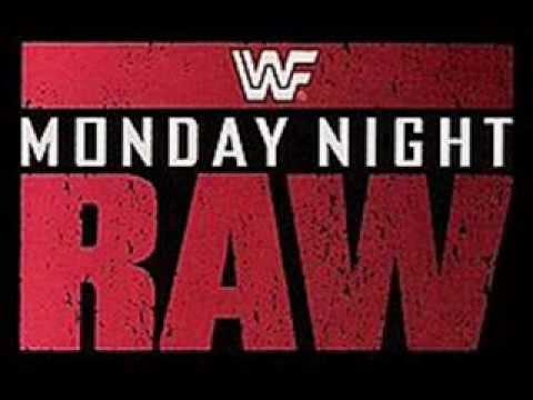 WWFWWE Monday Night Raw theme songs 1993-2014