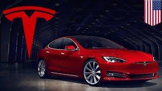 Tesla recall? US gov investigating Tesla Model S after fatal Autopilot crash in Florida - TomoNews