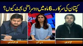 Sawal Yeh Hai | Maria Memon | ARYNews | 12 January 2019
