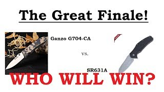 The Grand Knife Jousting Finale!