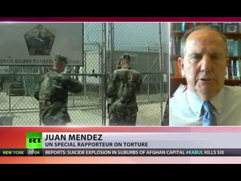 UN: 'CIA torture must be investigated, we won't take 'no' for an answer'