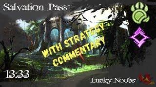 Guild Wars 2: [LN] Wing 2 Full Clear - 13:33 | Soulbeast & Mirage PoV | mit Taktik Kommentaren