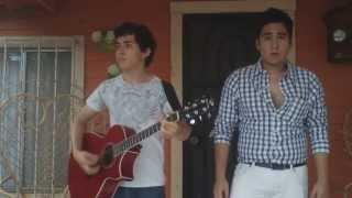 Pideme Perdon - Banda MS cover by: Los Marsos
