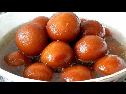 GULAB JAMUN RECIPE | KHOWA/MAWA/KHOYA GULAB JAMUN RECIPE by *VAJIHA'S KITCHEN*