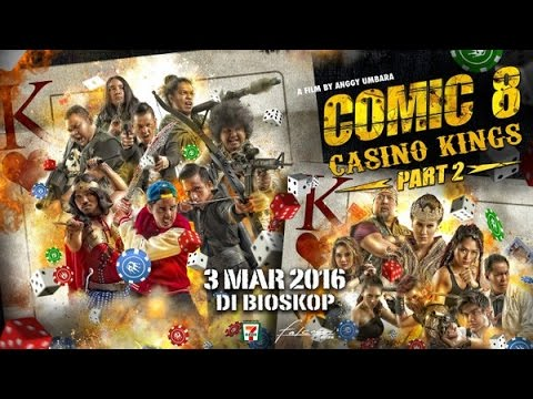 Watch Comic 8: Casino Kings Part 2 (2016) Online Free Putlocker