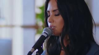 Download Lagu Demi Lovato - father - LIVE simply complicated - Legendado / Tradução em Português BR 2017 Gratis STAFABAND
