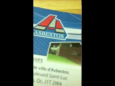 Vincent Vallieres - Asbestos