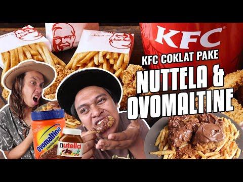 Download Lagu KFC Coklat GAK ENAK!!! jadi gue Bikin Sendiri pake NUTELLA & OVOMALTINE enak gak ya? MP3 Free