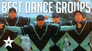 Best Top 3 Dance Groups On Spain's Got Talent 2017 | Got Talent Global