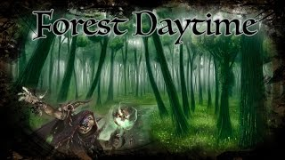 D&D Ambience -  Forest Daytime