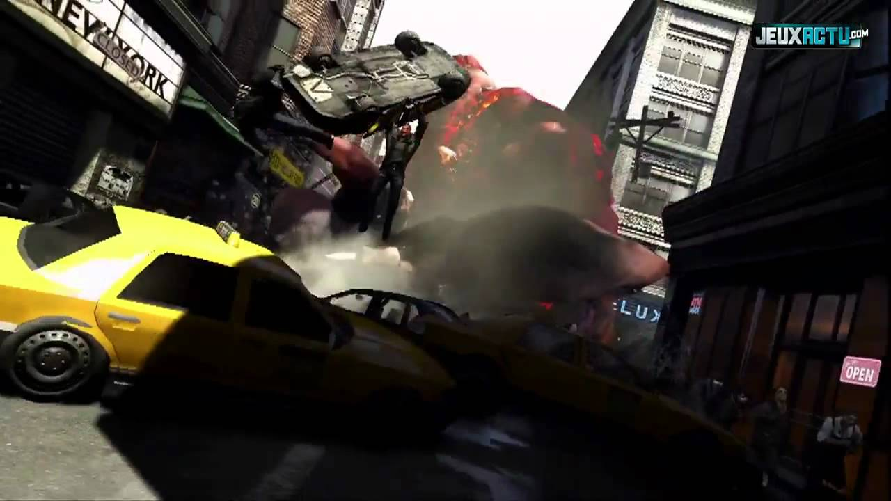 Prototype 2 e3 2011 Action Trailer Prototype 2 Action Trailer