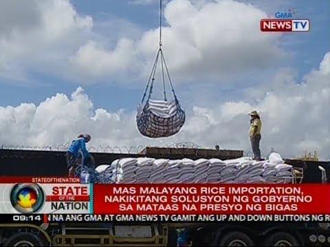 Grupong bantay-bigas: Unimpeded rice importation, 'di garantiyang mapapababa ang presyo ng bigas thumbnail