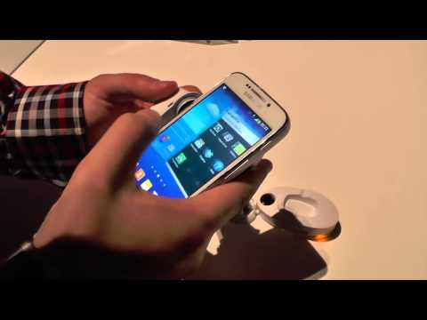 Galaxy S4 Zoom hands on