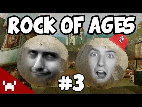 Wet Frustrations + Block of Ages FAIL (Rock of Ages w/ Ze & Kootra - Part 3)